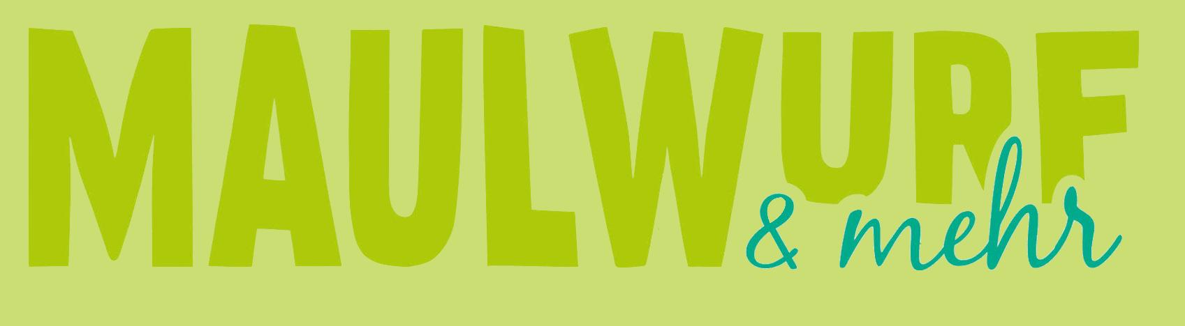 Maulwurf und mehr_Logo